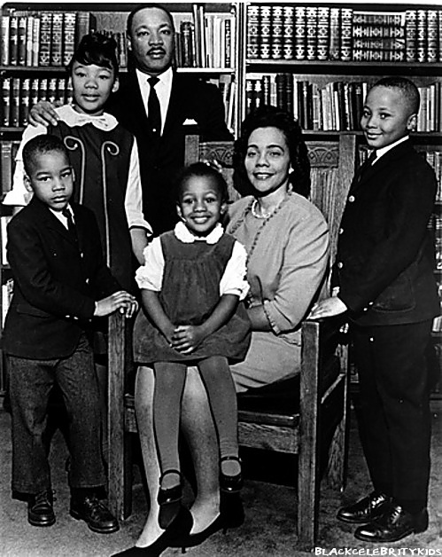 Early Life and Education - Martin Luther King Jr.
